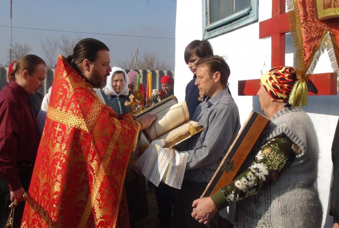 Пасха в Приозёрном 2015